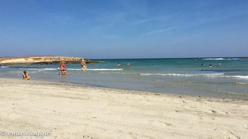 Alto-Salento la spiaggia di Pantanagianni