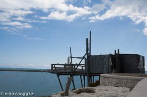 Puglia che innamora: Peschici la città dei trabucchi