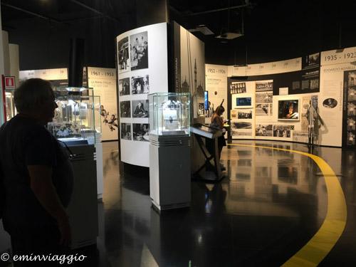 Juventus Stadium il percorso del museo