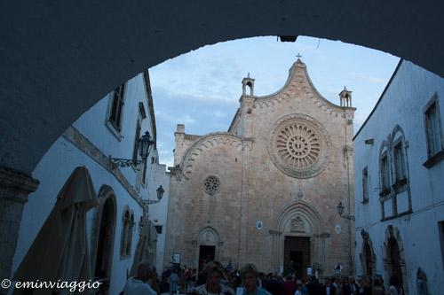 Nel cuore della Puglia Ostuni
