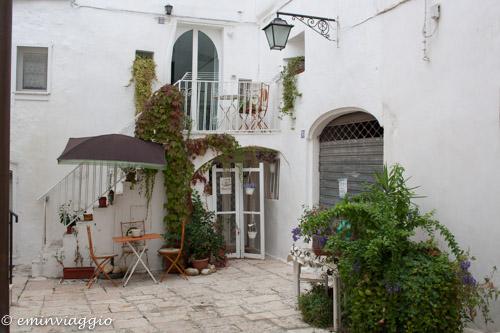 Nel cuore della Puglia