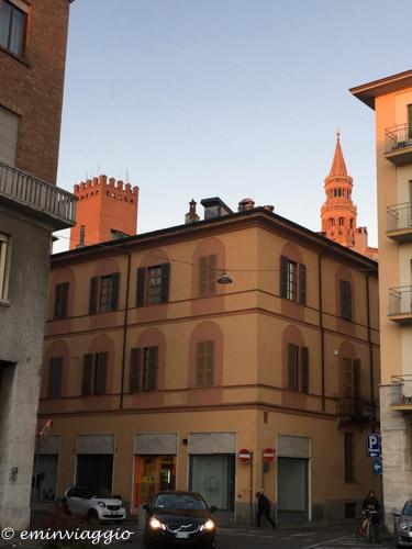 Cremona il Torrazzo
