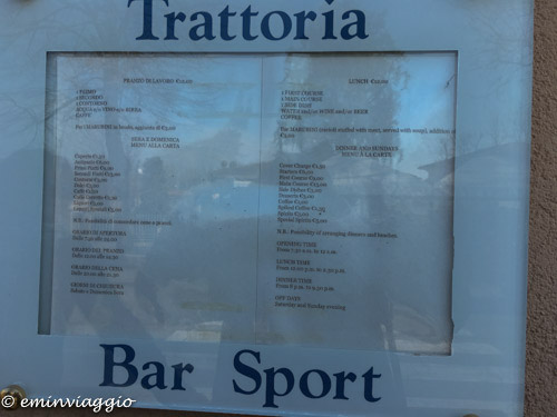 Itinerario nel gusto tra salami cotechini e bolliti - da Beppe a Castelverde