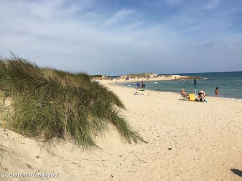 Alto Salento spiaggia