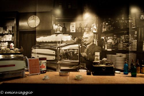 """Mostra """"Un caffè da Ernesto"""", un pezzo di storia correggese"""