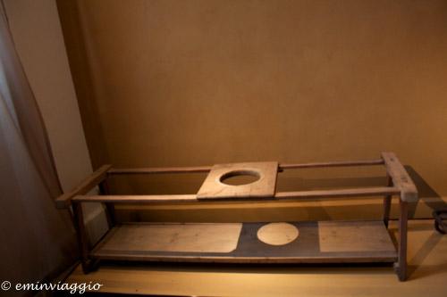 San Benedetto Po Museo il girello di una volta