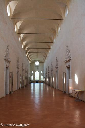 San Benedetto Po, un monastero sul fiume